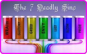 Seven Deadly Sins Sicb