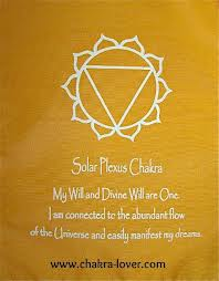 Solar Plexus Chakra CL