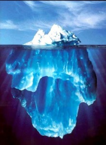 Hemingway's Iceberg