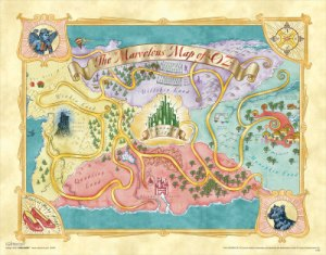 the-wizard-of-oz-glitter-map