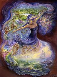 Dance of Dreams Josephine Wall